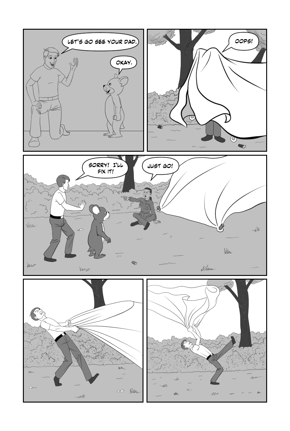 Tripp to the Stars Chapter 7 page 7